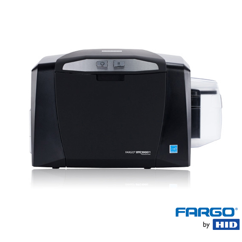 Impresora de Carnet monocromática Fargo DTC1000M