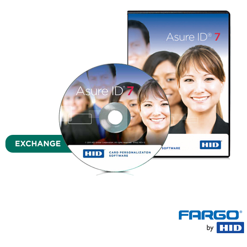 Software Fargo Asure ID Exchange