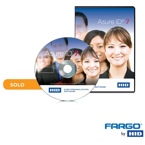 Software Fargo Asure ID Solo