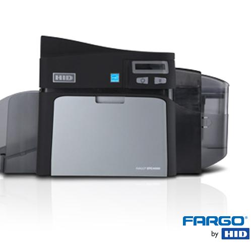 Impresora de carnets Fargo DTC4000