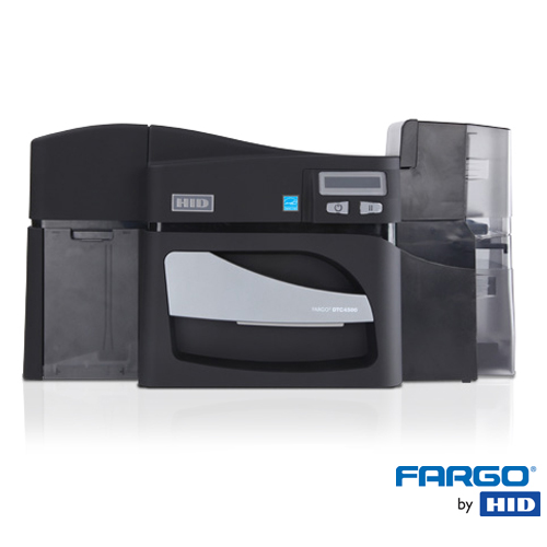 Impresora de carnets Fargo DTC4500