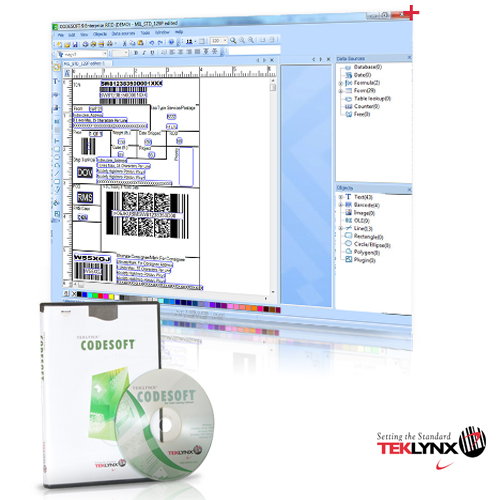 Software Teklynx Codesoft