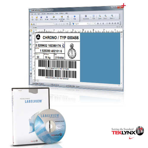 Software Teklynx Label View