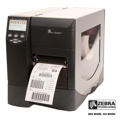 Impresora Zebra RFID RZ400