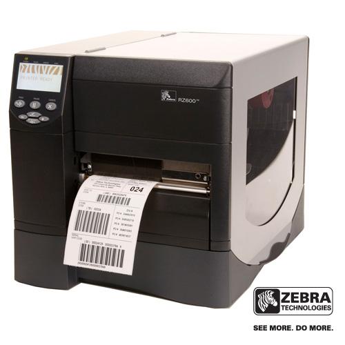 Impresora Zebra RFID RZ600