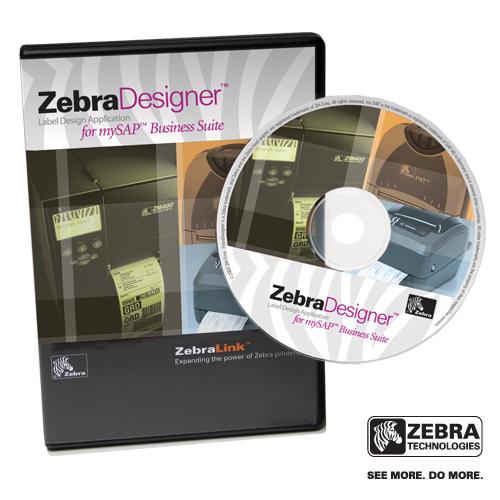 Software para Diseño de Etiquetas Zebra Designer SAP