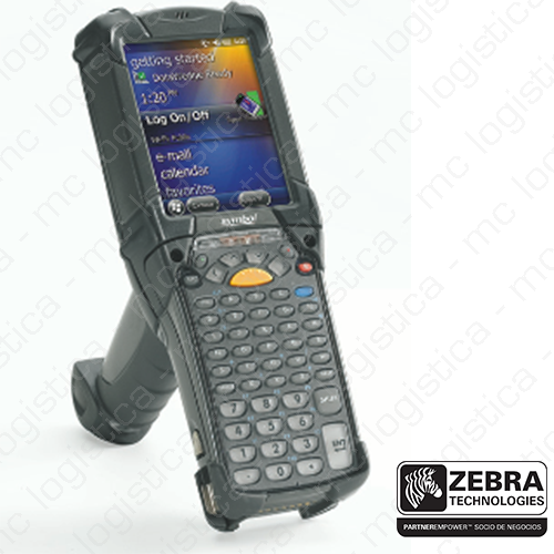 Hand Held MC9200 Zebra