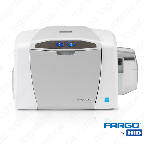 Impresora Carnets Fargo C50