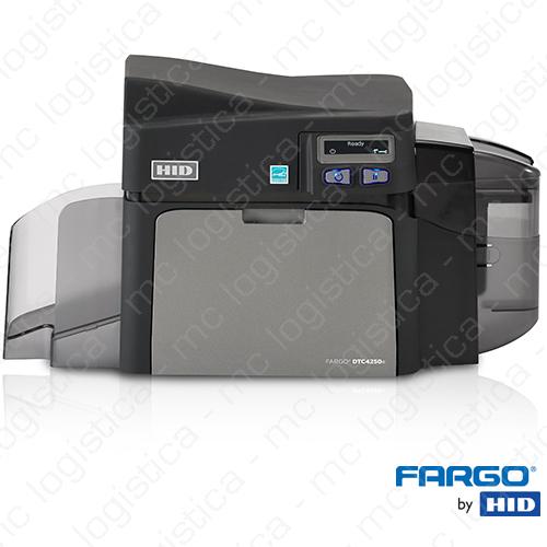 Impresora de Carnets Fargo DTC4250e
