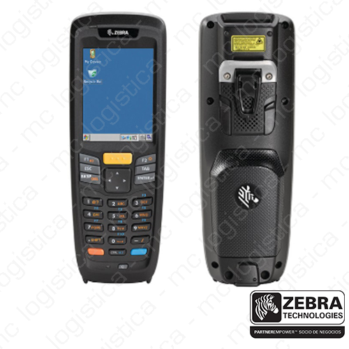 Hand Held Zebra MC2100