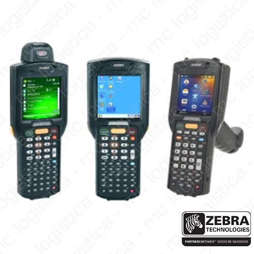 Terminal portátil Zebra MC3100