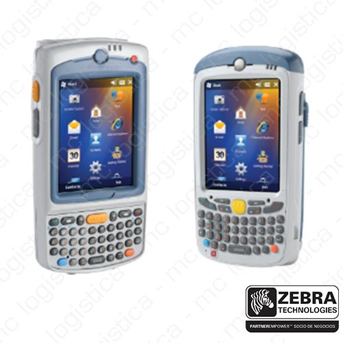 Dispositivo Móvil Zebra MC55A0-HC