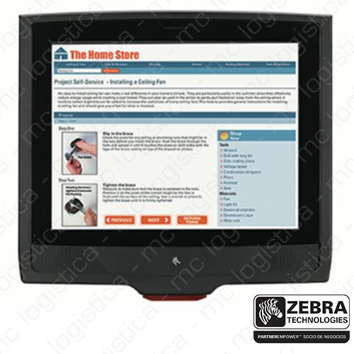 Micro kiosco Zebra MK4000