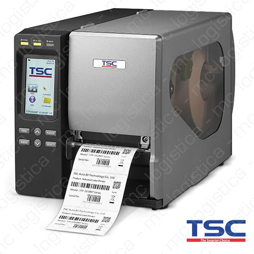 Impresora industrial de etiquetas TTP-2410MT