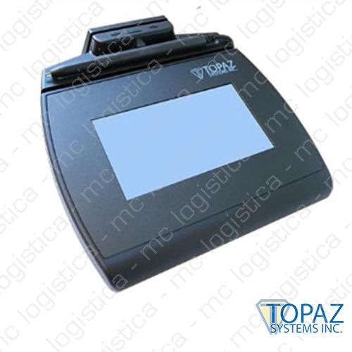 Topaz LCD 4X3 con MSR