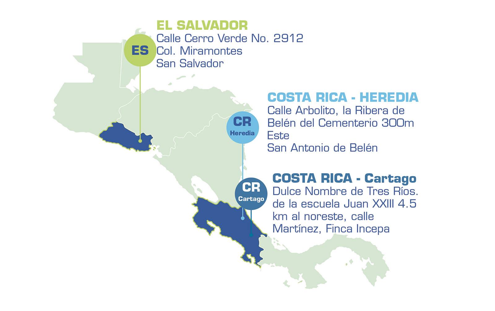 mapa mc logistica