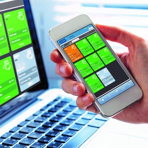 Control y monitoreo remoto desde un celular